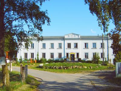 Das Gutshaus in Schorrentin