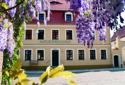 Naturparkhaus Foto: D.Willeke