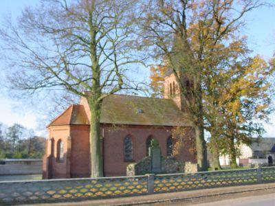Neugotische Dorfkirche