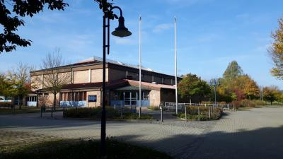 Oberlandsporthalle Foto: Klaus Böhme