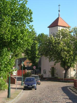 Rheinsberger Strasse