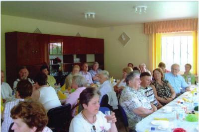 Mitgliederversammlung im Dorfgemeinschaftshaus
