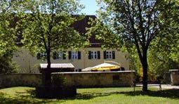 Pfarrhof - ehemals Marienkirche