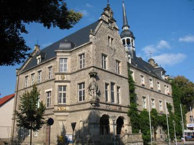 Rathaus Lützen / Town Hall Luetzen