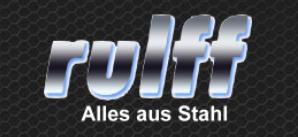 Logo Schlosserei Rulff