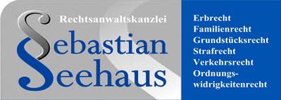 Logo von Rechtsanwaltskanzlei Sebastian Seehaus