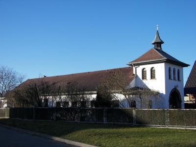 Kirche Sankt Marien in Hohenmölsen / church Sancta Marian in Hohenmoelsen
