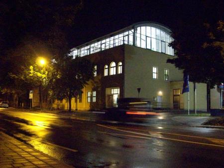 Bibliothek Merseburg, König-Heinrich-Str. 20