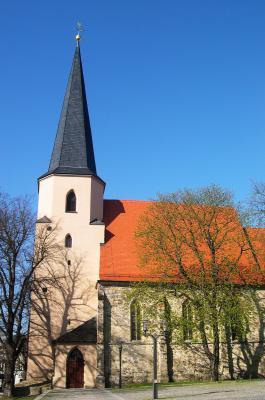 Stadtkirche Sankt Peter / church Sancta Peter