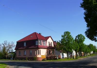 Ecke Barnewitzer Straße/ Garlitzer Dorfstraße