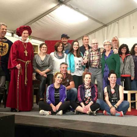 Theatergruppe 2016