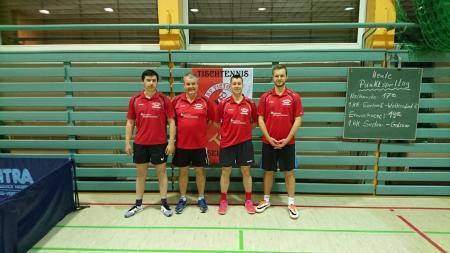 Robert Glatzer, Andreas Ostwald, Stefan Thieme, Stefan Spremberg