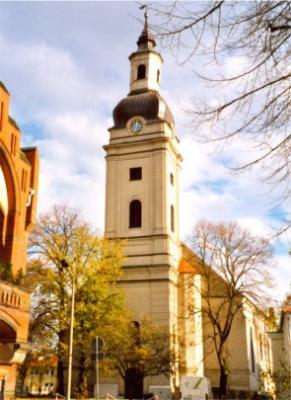 St. Trinitatis Kirche