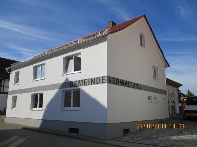 Gemeindeverwaltung in Hebenshausen