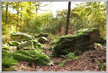 Steinschmiede am Voßküppel