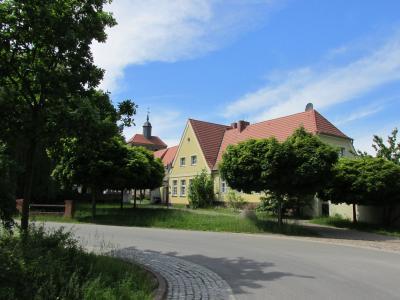 Gutshofvorplatz