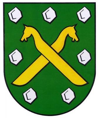 Wappen der Gemeinde Spornitz