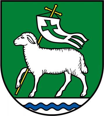 Neues Wappen der Gemeinde Leimbach