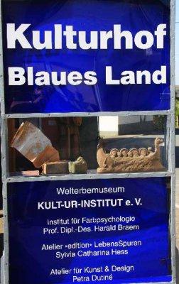 Kulturhof BL; zur Zeit geschlossen