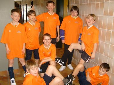 Foto zur Meldung: Grundschulturnier Fußball