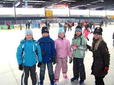 Eislaufen in Höchstadt