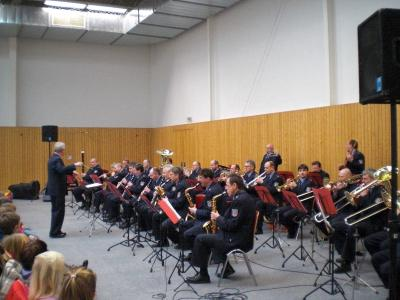 Foto zur Meldung: Schöne Melodien in der Kathanehalle