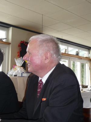 Foto zu Meldung: Auszeichnung für Herrn Gerd Hurtienne
