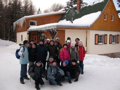 Foto zur Meldung: Olympische Winterspiele in Geising