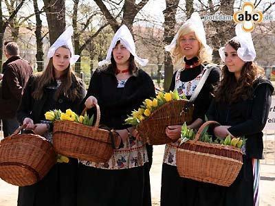 Foto zu Meldung: 40.000 Besucher auf Potsdamer Tulpenfest