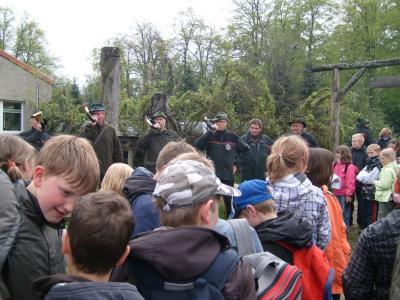 Foto zur Meldung: Waldspiele in Gadow