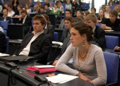 Foto zur Meldung: JuPa goes to... Jugend und Parlament 2010