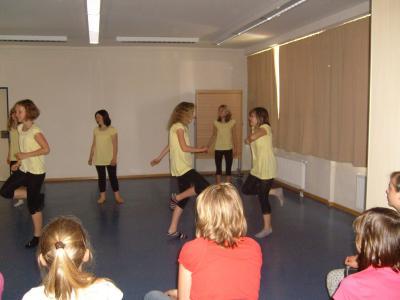 Foto zur Meldung: Jumpstyle-Auftritt am 11.06.2010 im Kulturhaus Wittenberge