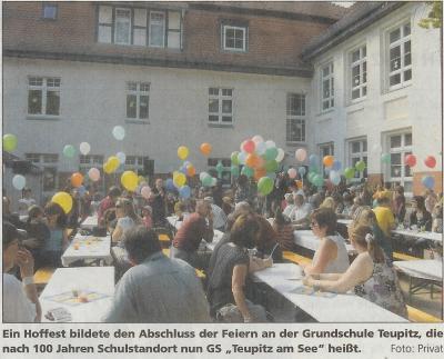 Foto zur Meldung: Die Elternsprecher der Klasse 1 schrieben für die Zeitung