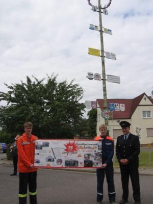 Vorschaubild zur Meldung: Stadtpokal der Feuerwehr Schönewalde in Brandis