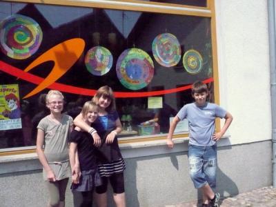 Foto zur Meldung: Kunstausstellung eröffnet