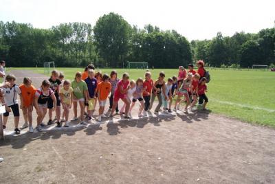 Foto zur Meldung: Sport- und Kinderfest am 15. Juni 2010