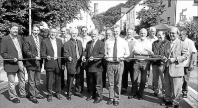 Foto zur Meldung: Verbindung nach Hessen wieder offen