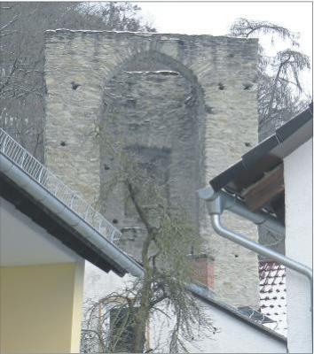 Foto zur Meldung: Visionen für den malerischen Mühlturm