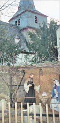 Foto zur Meldung: Märchenhafter Markt in Burgschwalbach