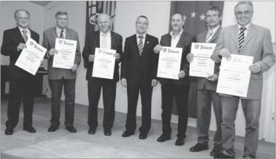 Foto zur Meldung: Die Siegergemeinden stellen sich vor