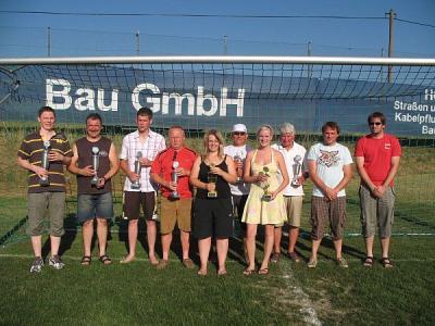 Foto zur Meldung: Fußballdorfmeisterschaft Moosbach