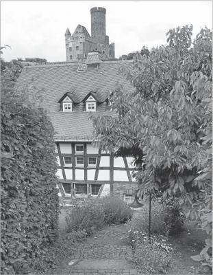 Foto zur Meldung: Palmbach - Ort strebt Dorferneuerung an