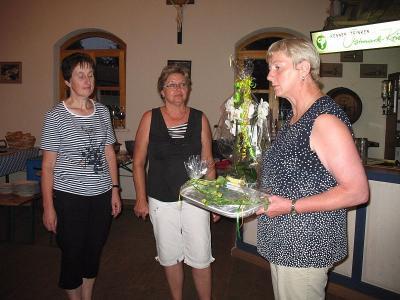 Foto zur Meldung: Sommerfest beim Frauenbund