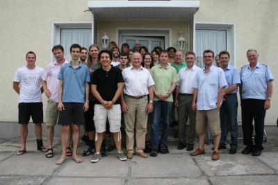 Foto zur Meldung: Eröffnung Workcamp