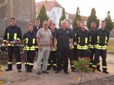 Foto zu Meldung: 112. Rose für die Stadt Putbus