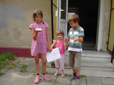 Foto zu Meldung: Ferienfreizeitclub in Sernow