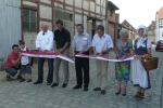 Foto zur Meldung: Alte Straße ganz neu