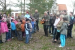 Foto zur Meldung: Erster Mehrgenerationen-Spielplatz im Gehrenweg eingeweiht