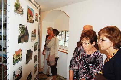 Foto zur Meldung: Trotz Moderne die Dorfstruktur als Kulturerbe bewahren