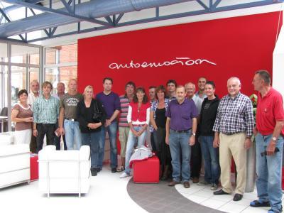 Foto zur Meldung: Unternehmerstammtisch am 10.08.2010